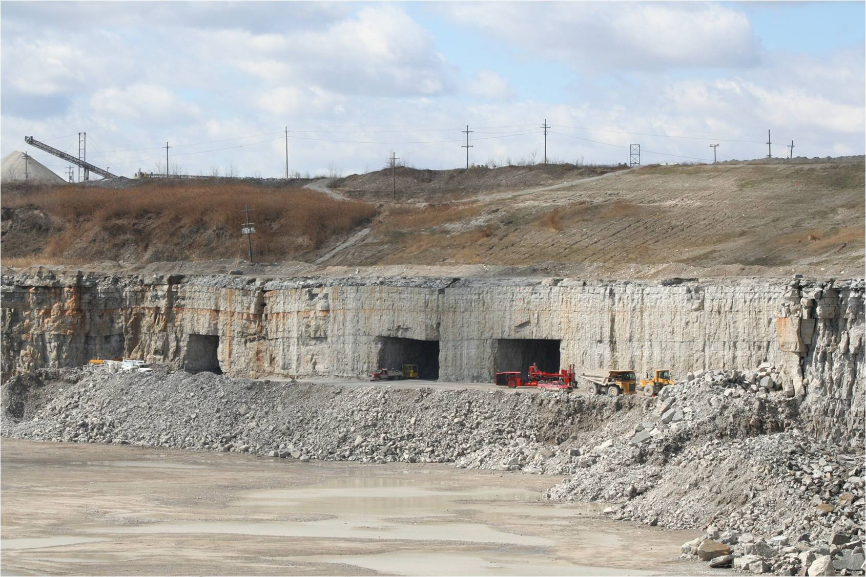 How is concrete made from limestone? | Shelly Company
