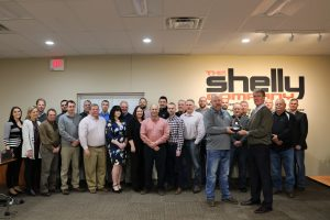 Shelly Southern Division earns national safety award